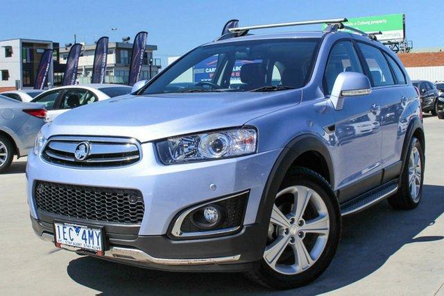 Discounted Used Holden Captiva 7 AWD LTZ, Coburg North, 2015 Holden Captiva 7 AWD LTZ Wagon