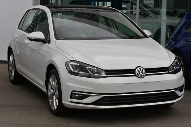 New Volkswagen Golf 110TDI DSG Highline, Southport, 2018 Volkswagen Golf 110TDI DSG Highline Hatchback