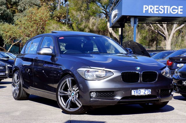 Used BMW 118d, Balwyn, 2011 BMW 118d Hatchback