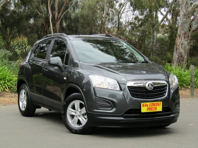 Used Holden Trax LS, 2015 Holden Trax LS Wagon