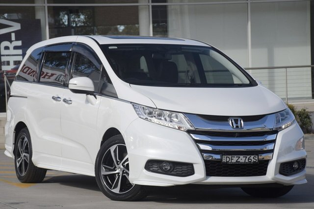 Used Honda Odyssey VTi-L, Southport, 2016 Honda Odyssey VTi-L Wagon