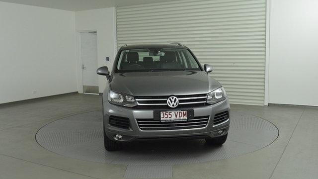 Used Volkswagen Touareg 150TDI Tiptronic 4MOTION, Southport, 2014 Volkswagen Touareg 150TDI Tiptronic 4MOTION Wagon