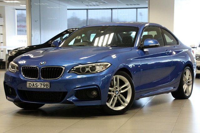 Used BMW 228i M Sport, Brookvale, 2015 BMW 228i M Sport Coupe