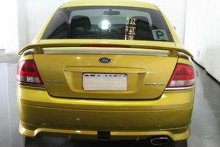2003 Ford Falcon XR6 Sedan.