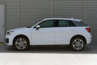 2018 Audi Q2 Wagon.