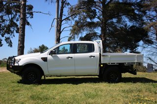 2012 Ford Ranger XL Double Cab Cab Chassis.