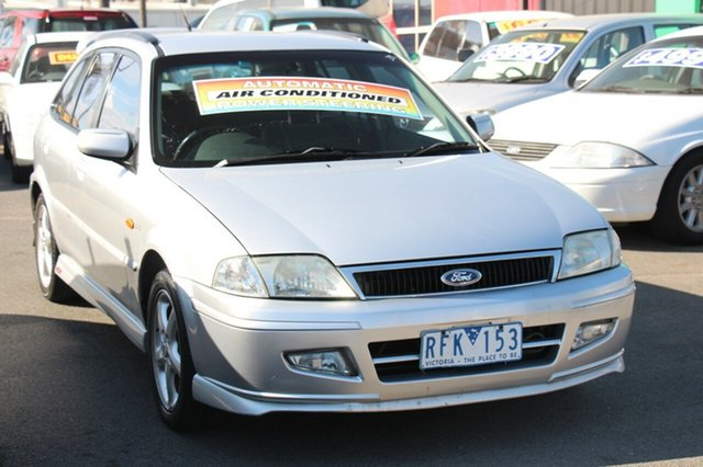 Used Ford Laser with RWC & REG, Cheltenham, 2001 Ford Laser with RWC & REG Hatchback