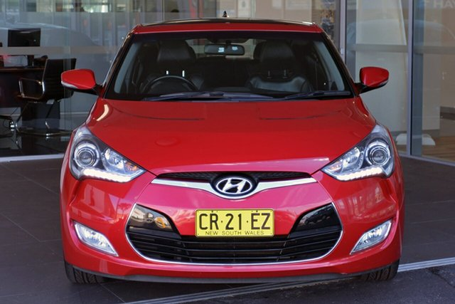 Used Hyundai Veloster + Coupe D-CT, Southport, 2013 Hyundai Veloster + Coupe D-CT Hatchback