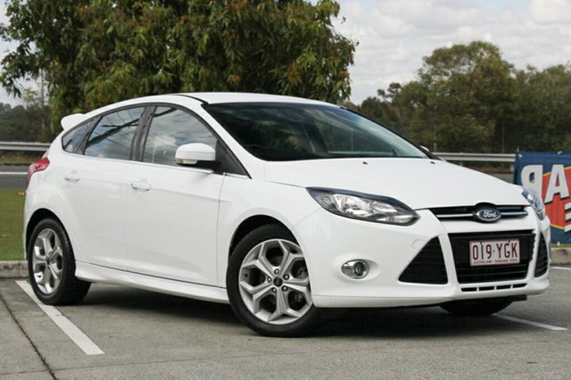 Used Ford Focus Sport PwrShift, Moorooka, Brisbane, 2014 Ford Focus Sport PwrShift Hatchback
