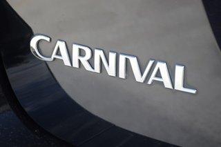 2015 Kia Carnival SLi Wagon.