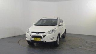 2013 Hyundai ix35 Elite AWD Wagon.