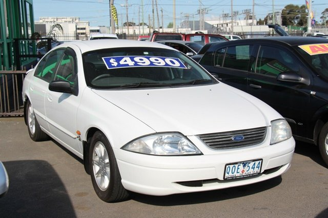 Used Ford Falcon Futura, Cheltenham, 2001 Ford Falcon Futura Sedan