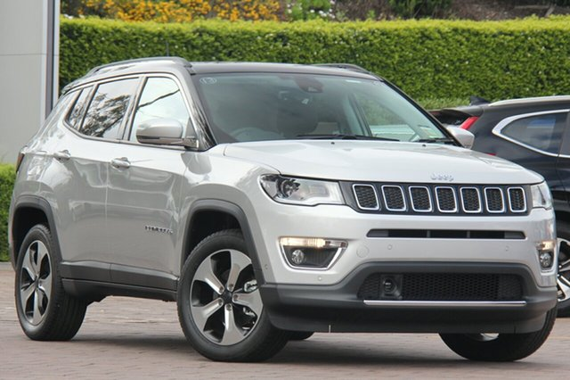 Discounted New Jeep Compass Limited, Southport, 2018 Jeep Compass Limited SUV