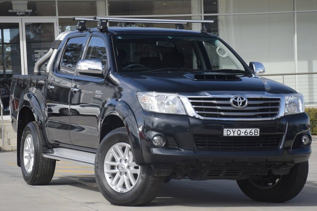 Used Toyota Hilux SR5 Double Cab, Southport, 2015 Toyota Hilux SR5 Double Cab Utility