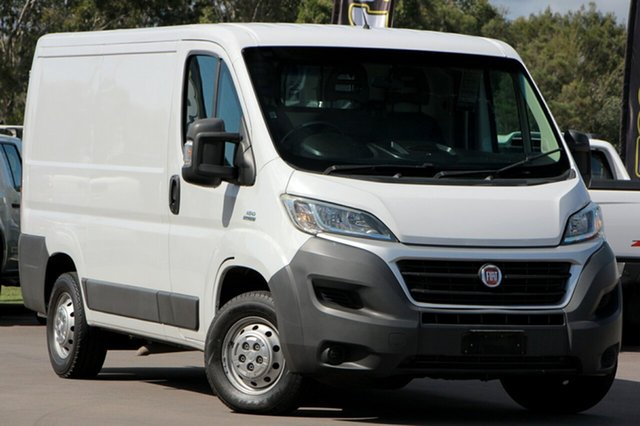 Used Fiat Ducato Low Roof MWB, Caloundra, 2014 Fiat Ducato Low Roof MWB Van