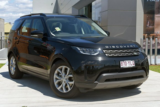 Demonstrator, Demo, Near New Land Rover Discovery SD4 SE, Southport, 2018 Land Rover Discovery SD4 SE Wagon