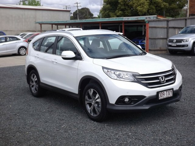 Discounted Used Honda CR-V VTi Plus, Toowoomba, 2014 Honda CR-V VTi Plus Wagon