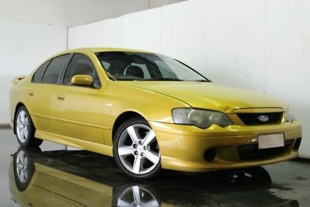 Used Ford Falcon XR6, Underwood, 2003 Ford Falcon XR6 Sedan