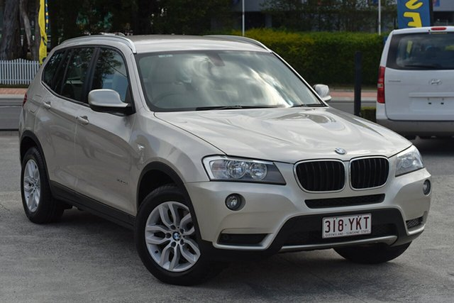 Used BMW X3 xDrive20d Steptronic, Southport, 2012 BMW X3 xDrive20d Steptronic Wagon