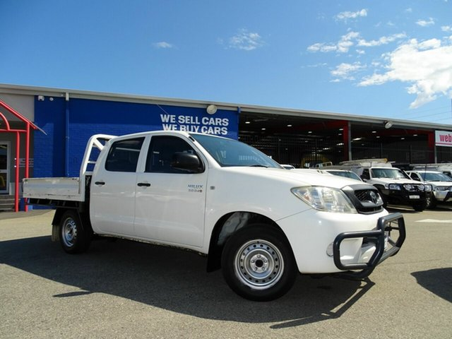Used Toyota Hilux SR Double Cab 4x2, Welshpool, 2011 Toyota Hilux SR Double Cab 4x2 Utility