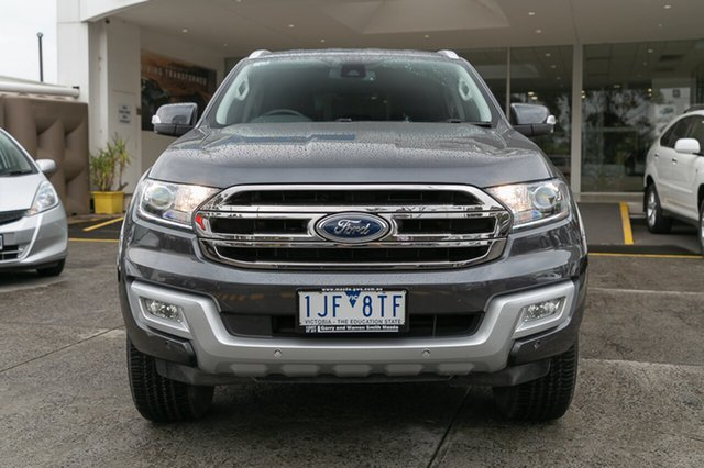 Used Ford Everest Trend, Mulgrave, 2016 Ford Everest Trend UA MY17 Wagon