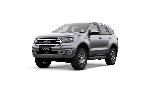 Discounted New Ford Everest Trend 4WD, Warwick Farm, 2019 Ford Everest Trend 4WD Wagon
