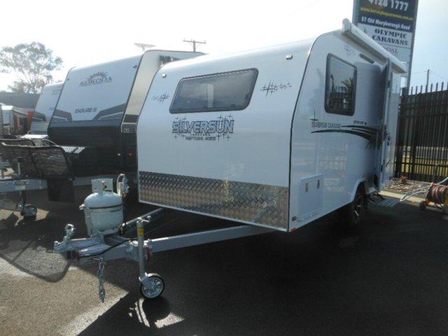 Discounted New Silversun Neptune 402S, Pialba, 2018 Silversun Neptune 402S Caravan