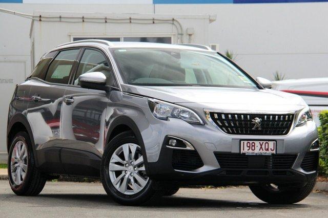 Used Peugeot 3008 Active SUV, Bowen Hills, 2017 Peugeot 3008 Active SUV Hatchback