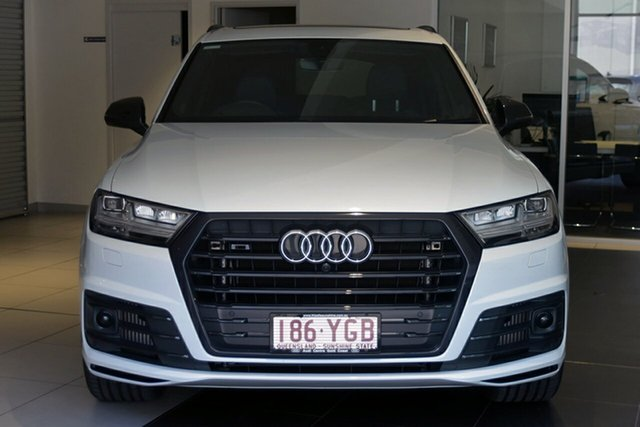 Used Audi SQ7 TDI Tiptronic, Southport, 2018 Audi SQ7 TDI Tiptronic Wagon