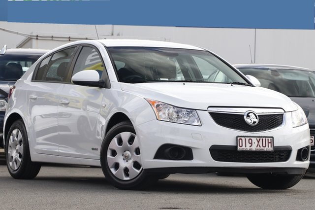 Used Holden Cruze CD, Bowen Hills, 2012 Holden Cruze CD Hatchback