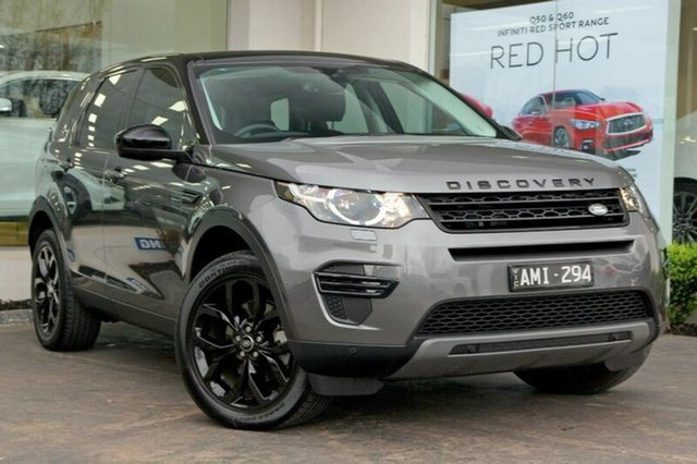 Used Land Rover Discovery Sport TD4 150 SE, Doncaster, 2017 Land Rover Discovery Sport TD4 150 SE Wagon