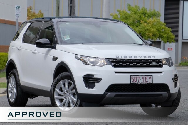 Used Land Rover Discovery Sport SD4 SE, Newstead, 2017 Land Rover Discovery Sport SD4 SE Wagon