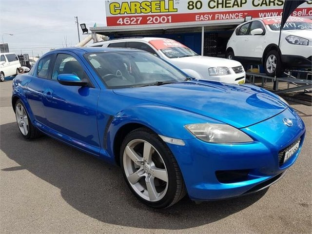 Used Mazda RX-8, Campbelltown, 2005 Mazda RX-8 Coupe