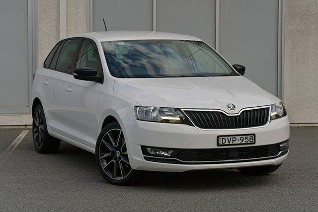 Used Skoda Rapid Spaceback DSG, Southport, 2018 Skoda Rapid Spaceback DSG Hatchback