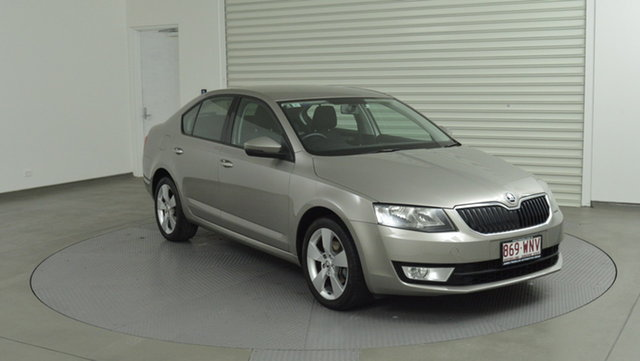Used Skoda Octavia Ambition Sedan DSG 110TSI, Southport, 2015 Skoda Octavia Ambition Sedan DSG 110TSI Liftback