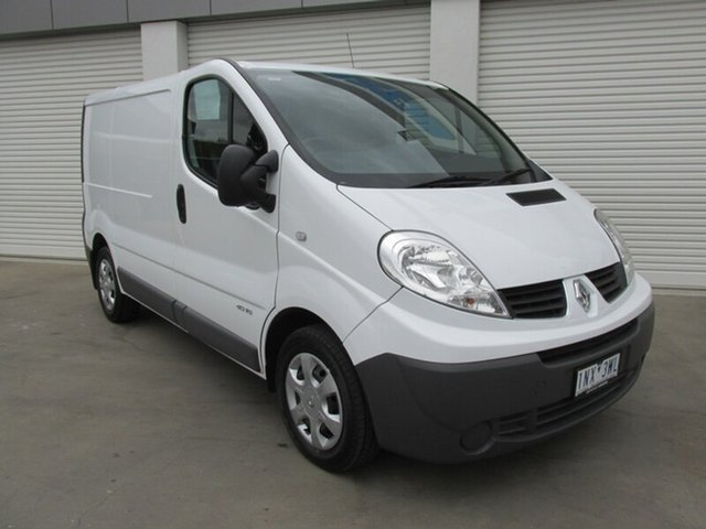 Used Renault Trafic Low Roof Quickshift, Bendigo, 2014 Renault Trafic Low Roof Quickshift Van