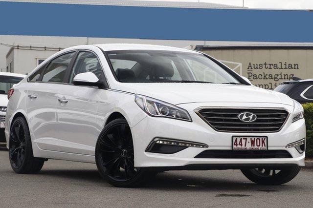 Used Hyundai Sonata Elite, Bowen Hills, 2016 Hyundai Sonata Elite Sedan