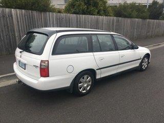 2001 Holden Commodore Executive Wagon.