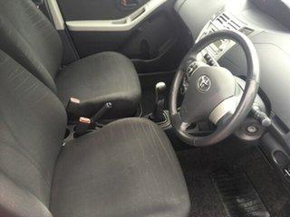 2007 Toyota Yaris YRX Hatchback.