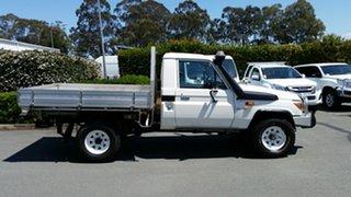 Used Toyota Landcruiser Workmate, Acacia Ridge, 2014 Toyota Landcruiser Workmate VDJ79R MY13 Cab Chassis