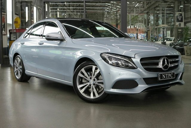 Used Mercedes-Benz C200 7G-Tronic +, North Melbourne, 2016 Mercedes-Benz C200 7G-Tronic + Sedan