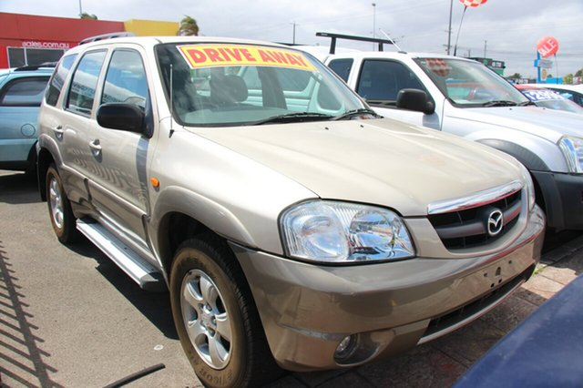 Used Mazda Tribute with RWC & REG, Cheltenham, 2001 Mazda Tribute with RWC & REG Wagon
