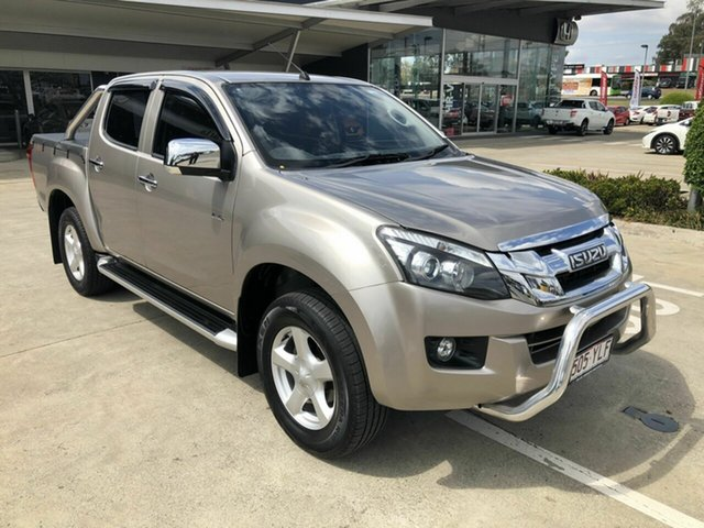 Discounted Used Isuzu D-MAX LS-U Crew Cab 4x2 High Ride, Yamanto, 2014 Isuzu D-MAX LS-U Crew Cab 4x2 High Ride Utility