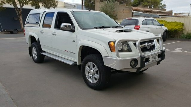 Used Holden Colorado LT-R (4x4), Melrose Park, 2011 Holden Colorado LT-R (4x4) Crew Cab Pickup