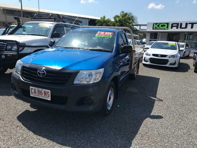 Used Toyota Hilux, Winnellie, 2013 Toyota Hilux Utility