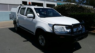 Used Holden Colorado LS Crew Cab, Acacia Ridge, 2015 Holden Colorado LS Crew Cab RG MY15 Cab Chassis
