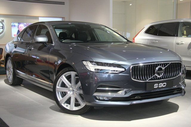 Discounted Demonstrator, Demo, Near New Volvo S90 T6 Geartronic AWD Inscription, Southport, 2018 Volvo S90 T6 Geartronic AWD Inscription Sedan