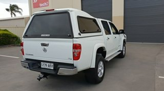 2011 Holden Colorado LT-R (4x4) Crew Cab Pickup.