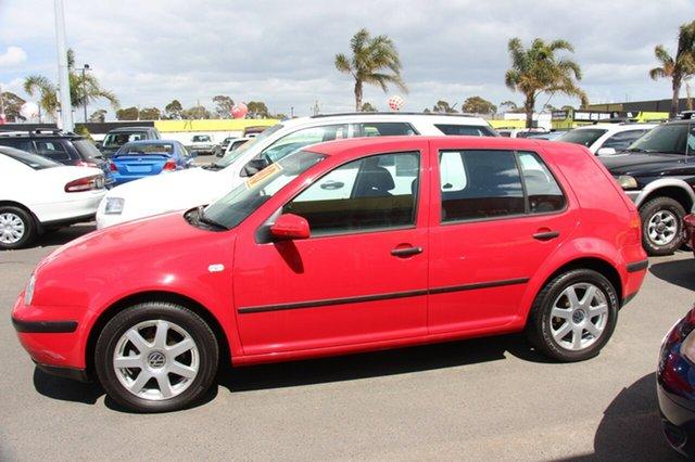 Used Volkswagen Golf GL, Cheltenham, 2002 Volkswagen Golf GL Hatchback