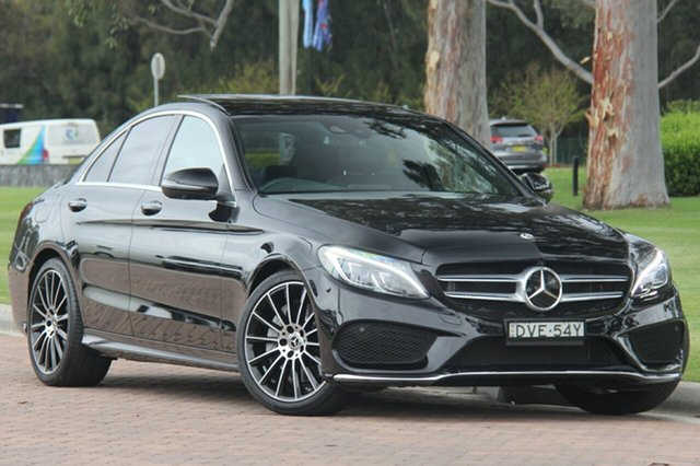 Discounted Used Mercedes-Benz C250 d 9G-TRONIC, Southport, 2017 Mercedes-Benz C250 d 9G-TRONIC Sedan
